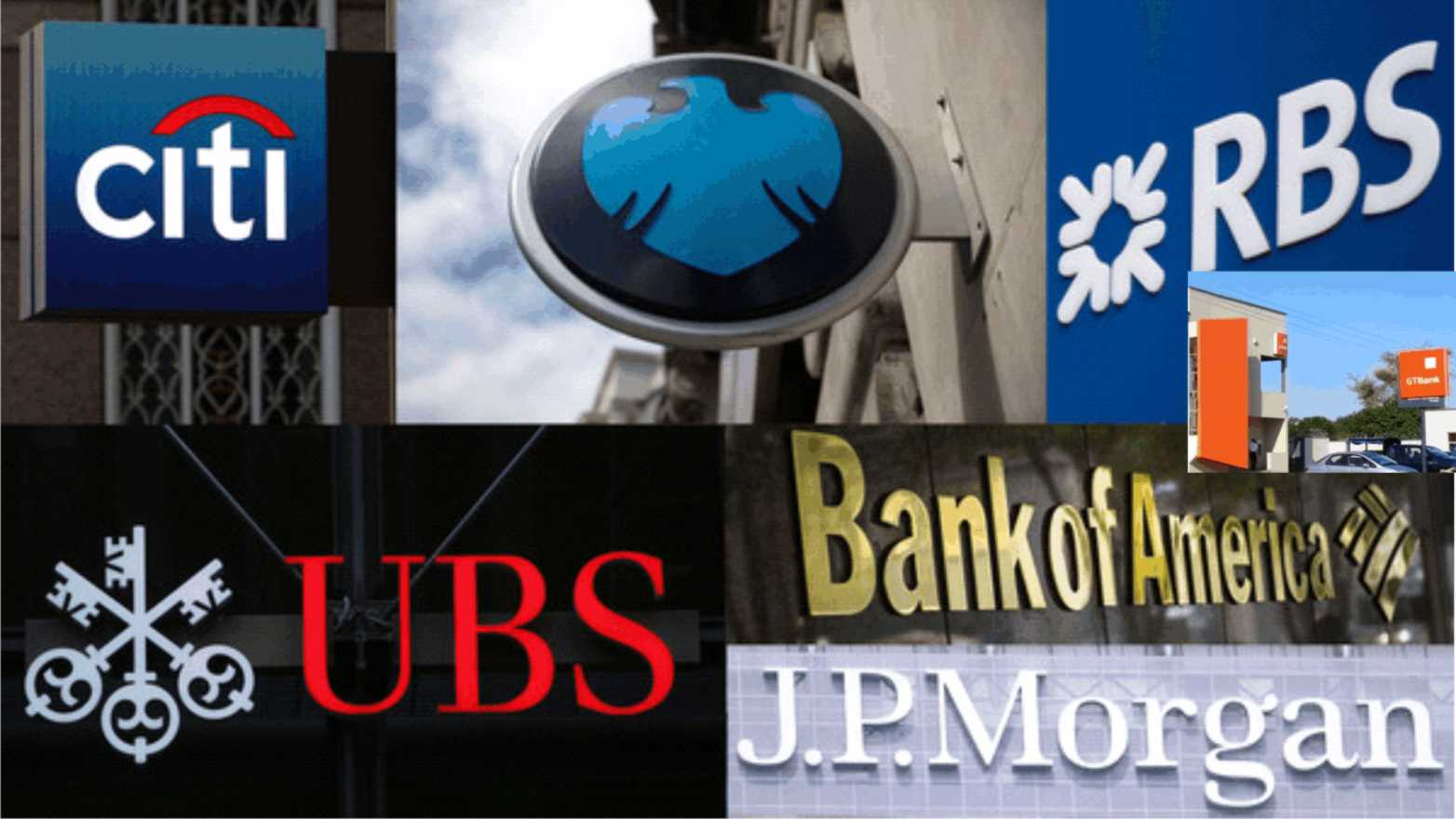 Banks fined for forex rigging